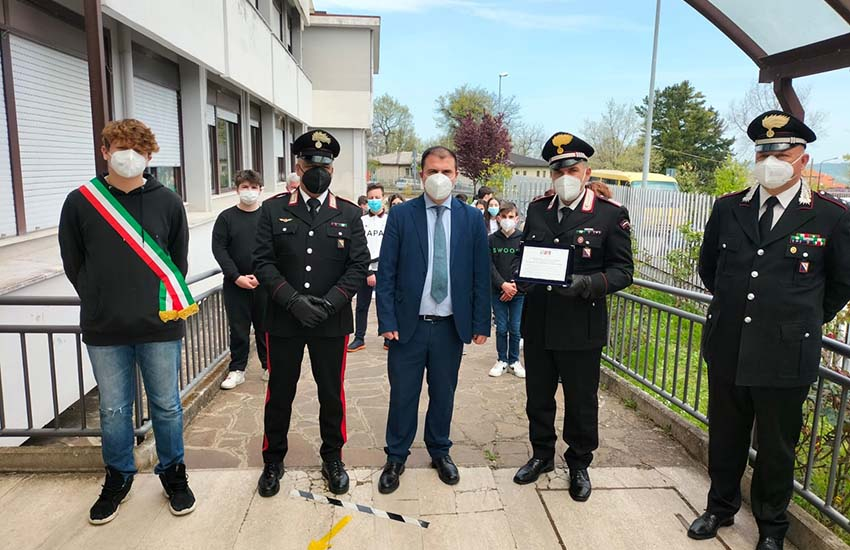 Torella dei Lombardi, chi ringrazia i Carabinieri quando sventano un furto?
