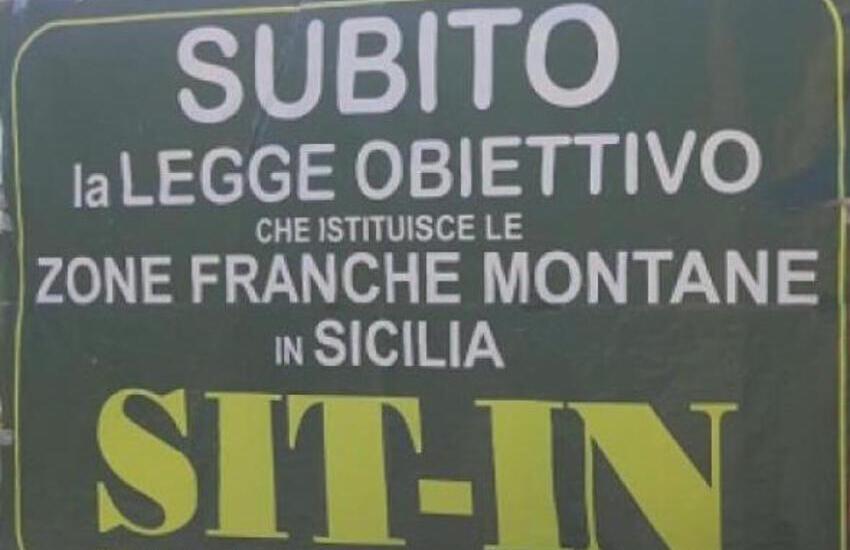 Zone Franche montane in Sicilia, il 6 maggio 100 sindaci a Montecitorio per fiscalità di sviluppo