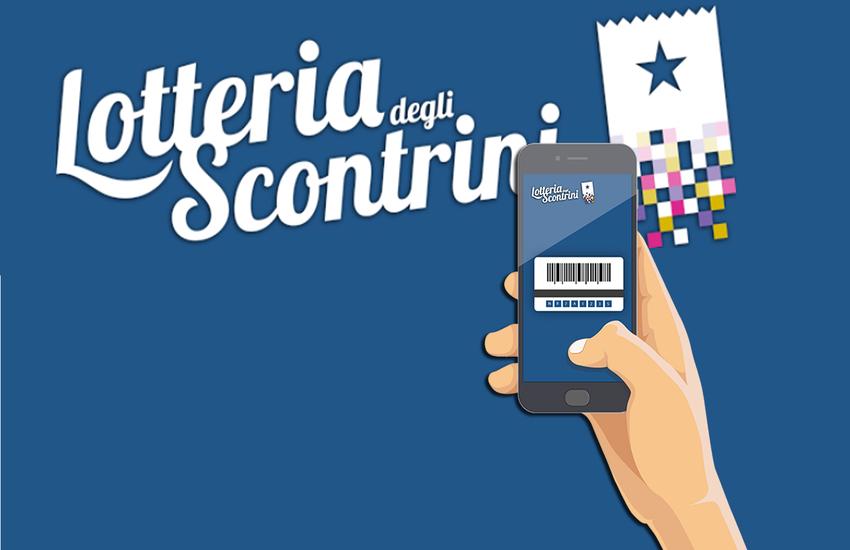 Lotteria degli scontrini: 3 biglietti vincenti in Lombardia