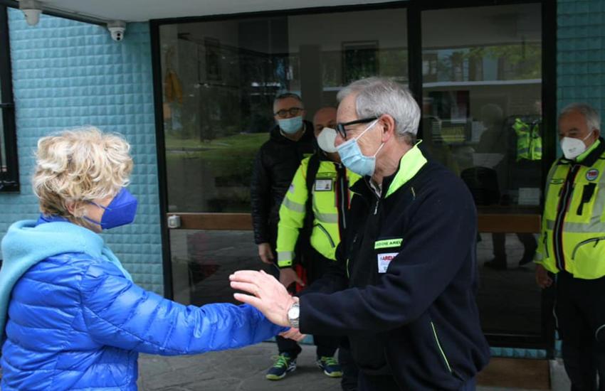 Campagna vaccinale: Bertolaso continua a lavorare per la Lombardia
