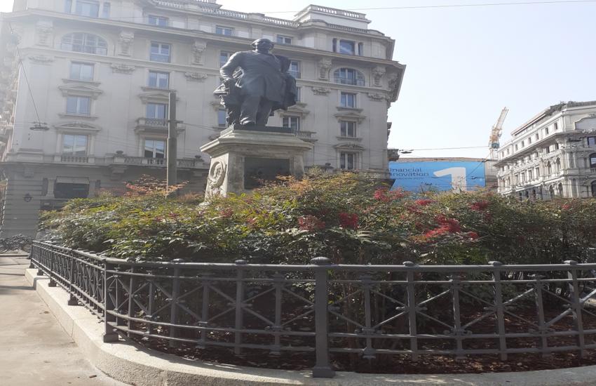 Milano: I monumenti della città si rifanno il trucco
