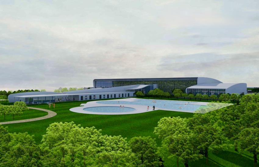 Milano avrà una nuova piscina olimpionica pubblica – Video