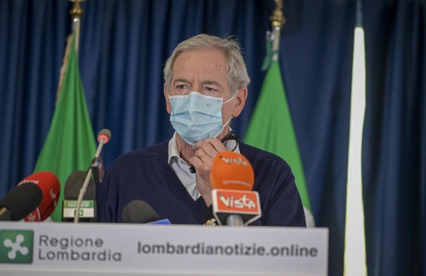 Lombardia: Vaccini over 80, Bertolaso 'Lavoro incessante per finire somministrazione'