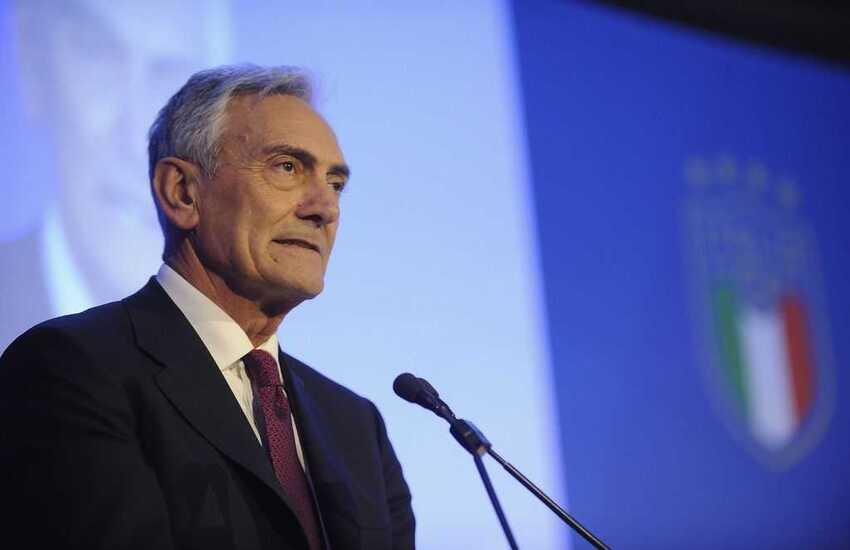 Gabriele Gravina eletto nel comitato esecutivo Uefa