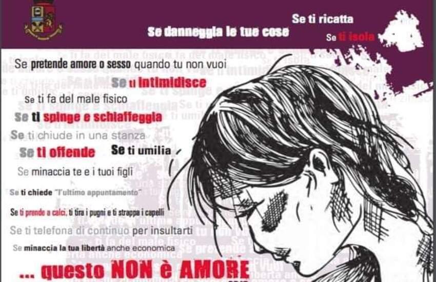 Sulmona: maltrattamenti in famiglia e allontanamento d'urgenza