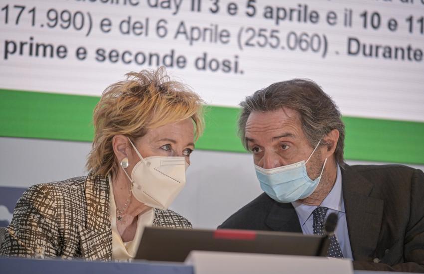 Lombardia: Vaccinazione massiva, al via sistema di prenotazione con Poste Italiane
