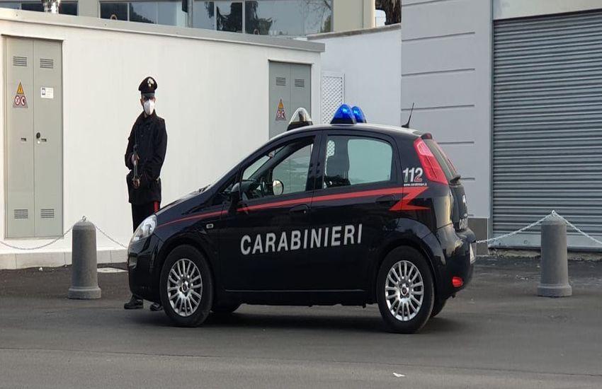 Afragola, carabinieri setacciano il rione Salicelle. Sequestri di videocamere di sorveglianza e denunce a raffica