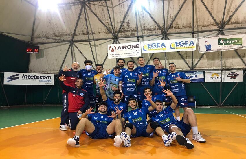 Sport, l'Avimecc Volley Modica vince in trasferta a Giarratana