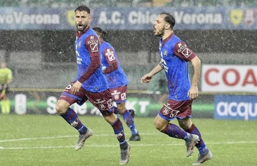 Serie B: Posticipo, Chievo batte Pisa sotto il diluvio