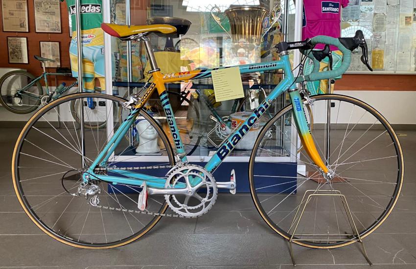 Biella, Pantani anima la città aspettando il Giro d'Italia