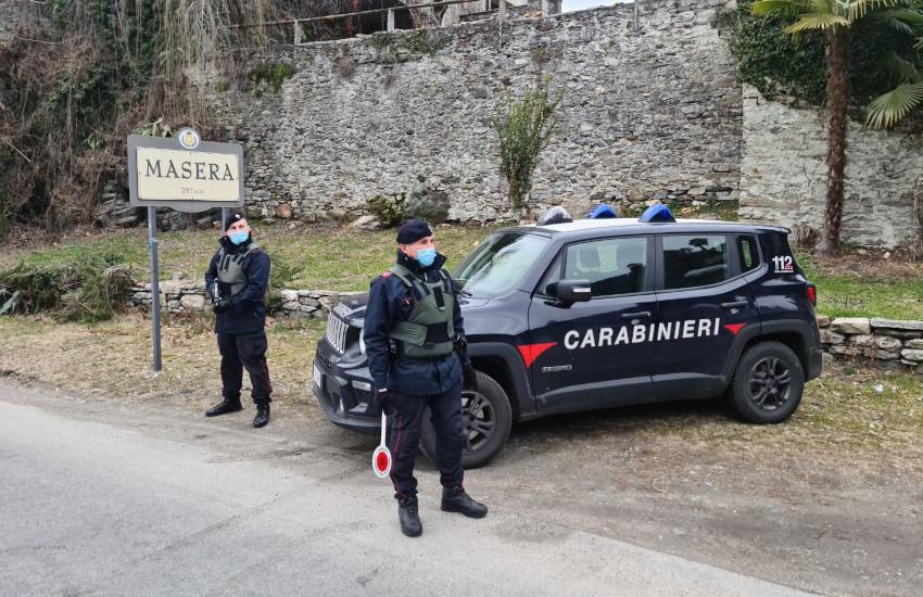 Scarica imballaggi in strada: 600 euro di multa al camionista bulgaro