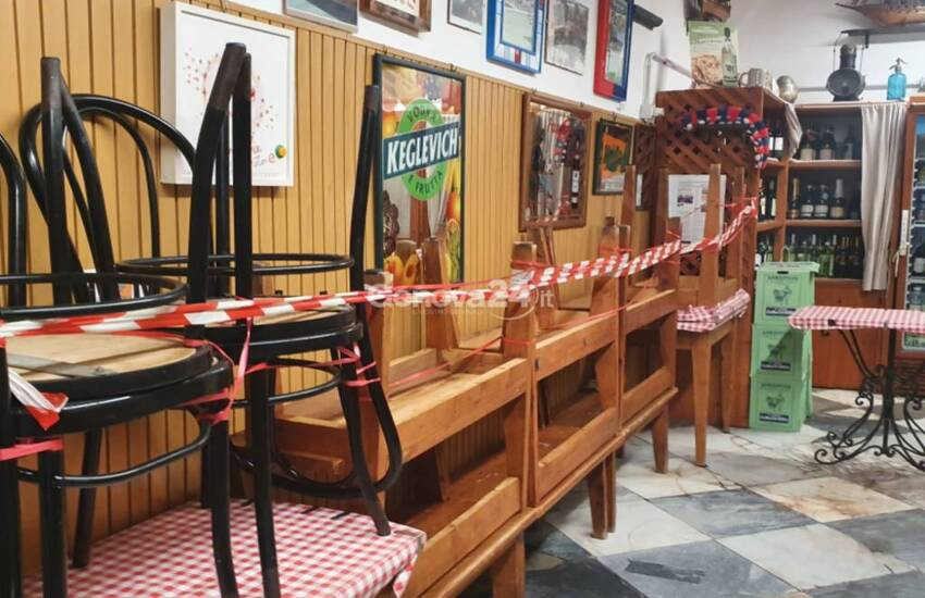 """Ragusa, ristoratori delusi, le riaperture del governo sono """"punitive e non eque"""""""