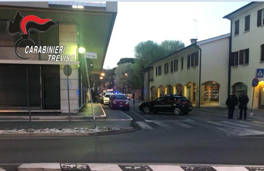 Castelfranco e Montebelluna: dai controlli dei Carabinieri sempre in primo piano lo spaccio di droga