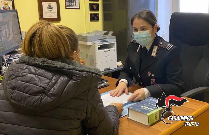 Marcon, continua a minacciare la ex, arrestato dai Carabinieri
