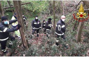Giavera del Montello, trovato morto l'anziano  scomparso nel bosco
