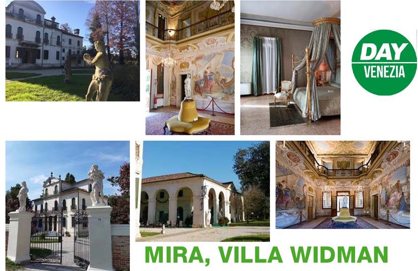 Mira, Villa Widmann riapre al pubblico da martedì 27 aprile