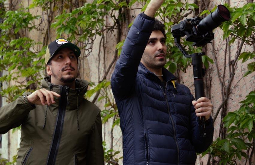 Montebelluna, Villa Correr Pisani e il Memoriale Veneto della Grande Guerra diventano un set cinematografico