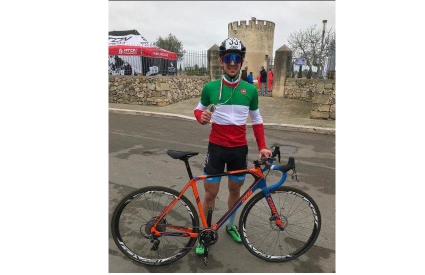 San Donà, il Consiglio comunale festeggia il campione nazionale di ciclocross Nicolò Ferrazzo