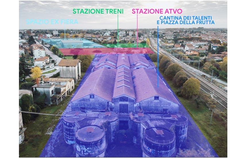 San Donà, presentato alla città il cantiere di Porta Nuova