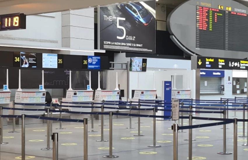 """Venezia, lavoratori del mondo aeroportuale in ginocchio. Speranzon: """"FdI in prima linea a sostenere le loro richieste"""""""