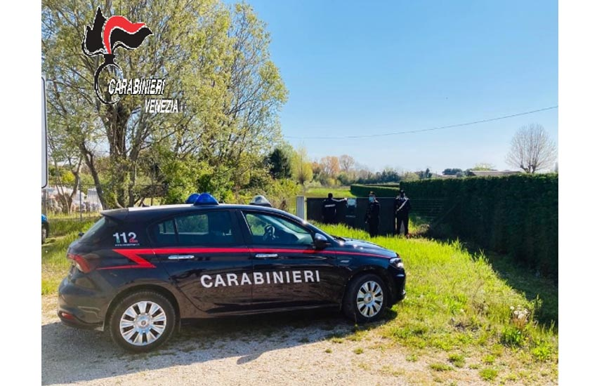 Mestre. Indagini patrimoniali dei Carabinieri, sequestrati beni riconducibili a pluripregiudicato