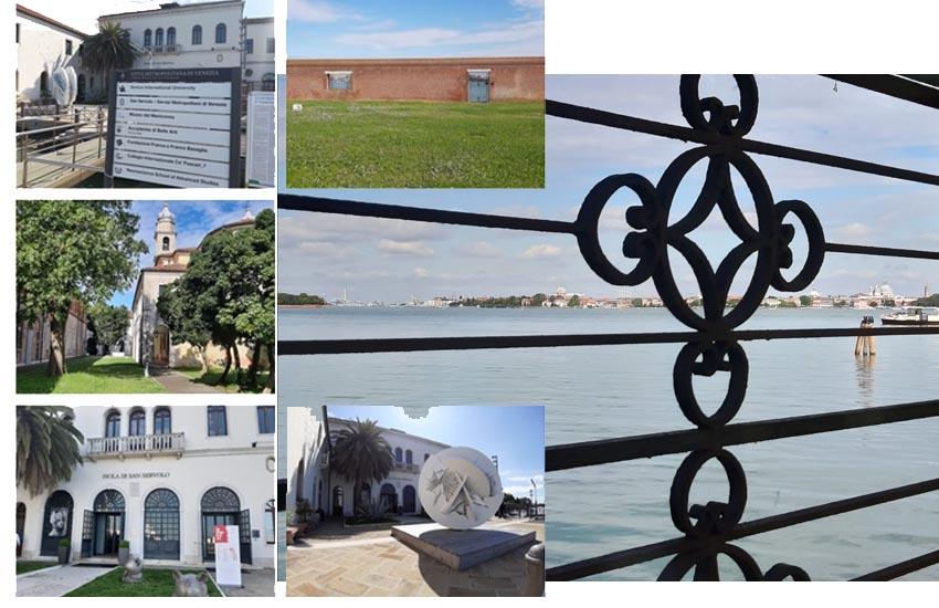 Venezia – Isola di San Servolo, riapre il Museo della Follia e il parco