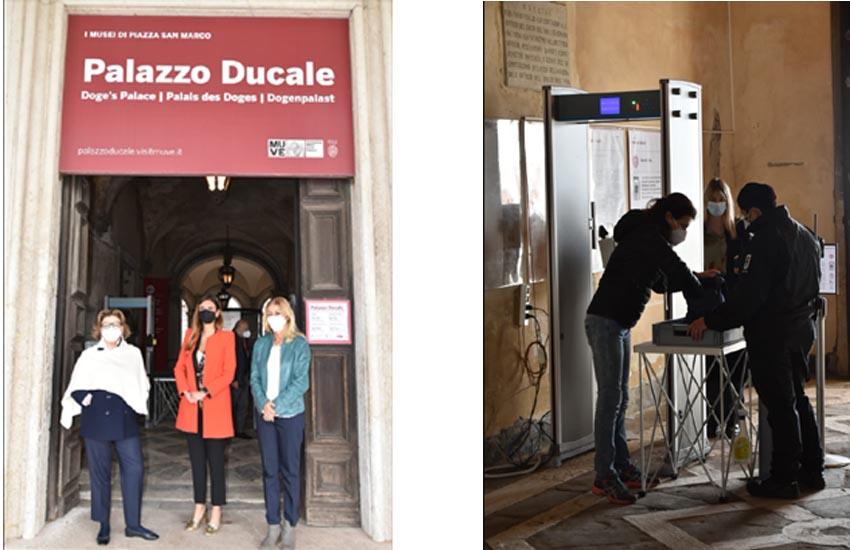 Riaperti i Musei Civici di Venezia: da oggi Ducale e Correr, da venerdì 30 aprile gli altri