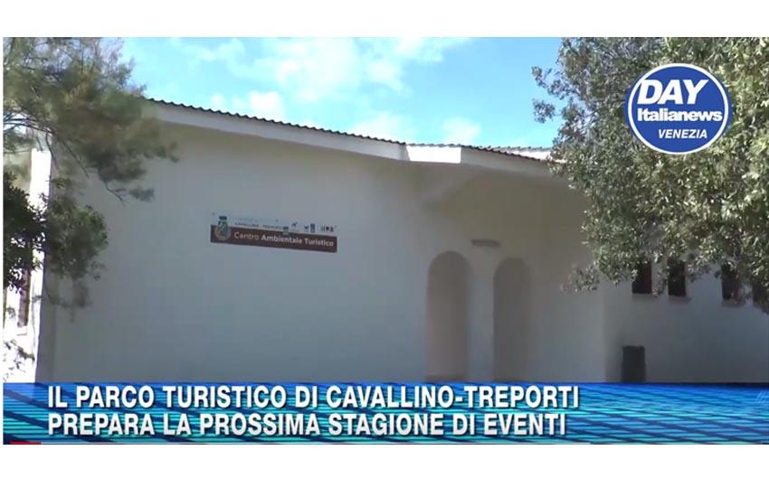 IL PARCO TURISTICO DI CAVALLINO-TREPORTI PREPARA LA PROSSIMA STAGIONE DI EVENTI