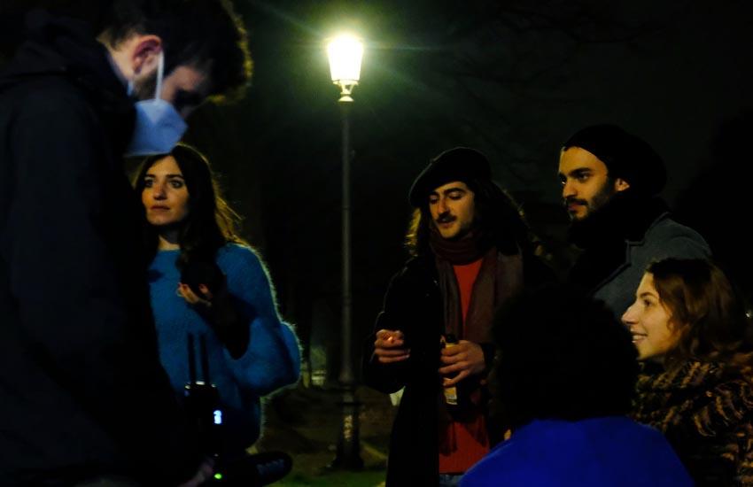 """""""Ciack si gira"""": a Padova le riprese di Vignette prodotto da Sangre Malo Film"""