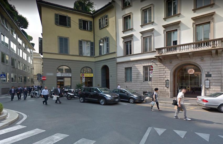 Milano: Mobilità, Piazzetta Bossi diventa pedonale