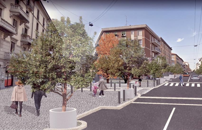 Milano: Vivibilità e sicurezza, ecco nuovo progetto per Via Padova