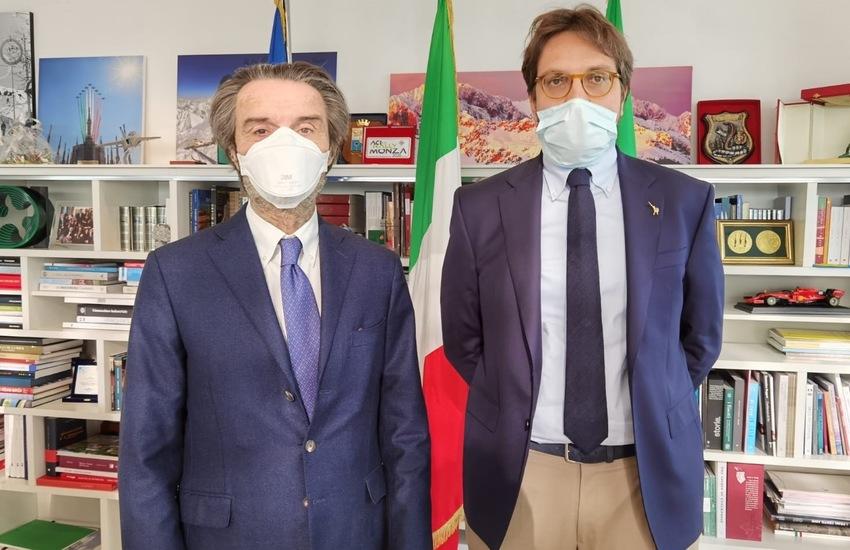Regione Lombardia e Confesercenti: 'Portiamo imprese fuori da pandemia'