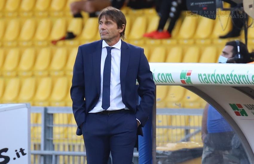 Inter: Conte, 'Sarebbe bello se fossimo noi a spodestare la Juventus'