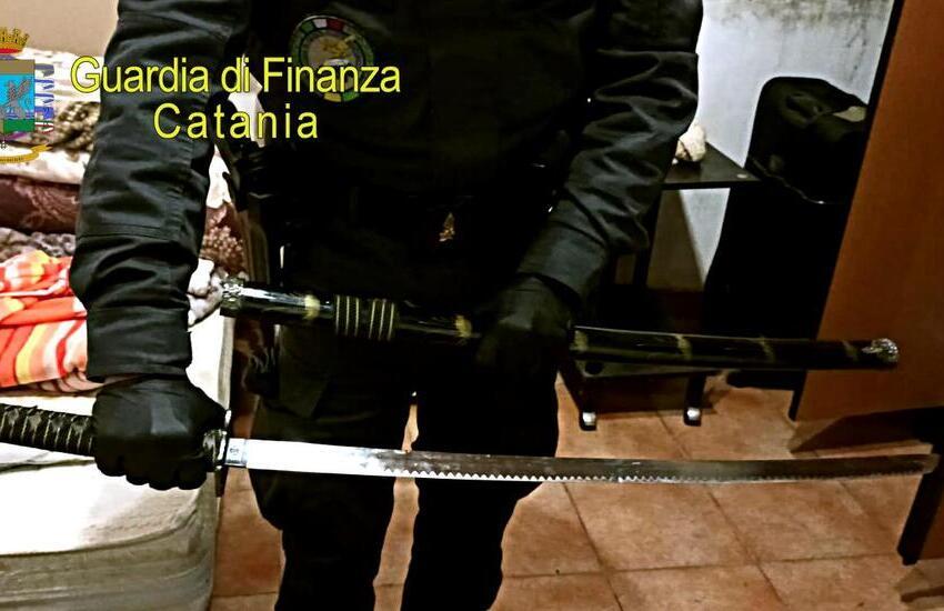 Catania, organizzato festino Fără reguli (senza regole) per cittadini rumeni, deferito un catanese dalla GDF