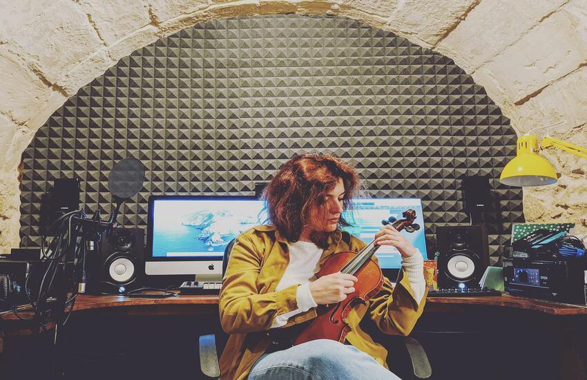 Modica, Francesca Guccione si afferma come violinista