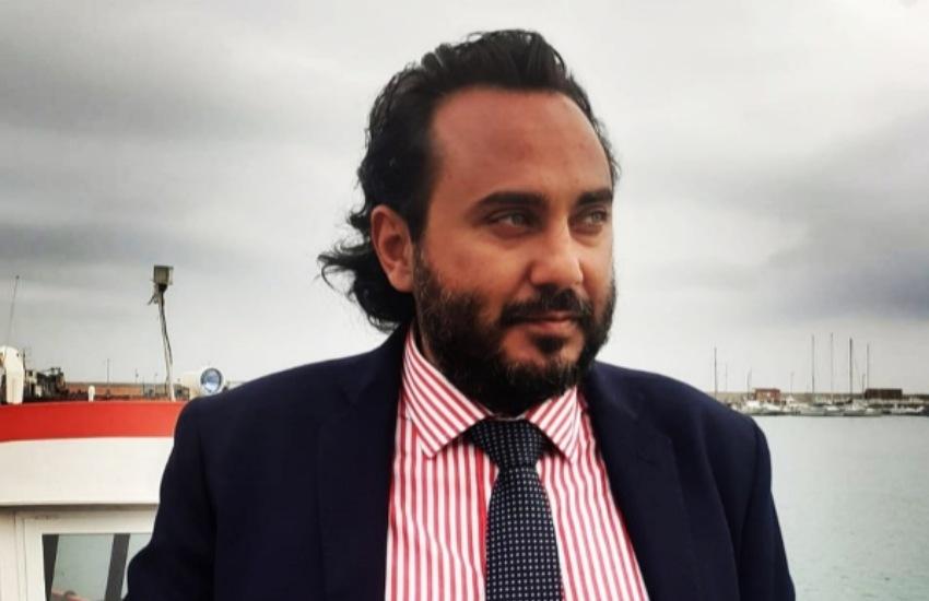 Francesco Agati: realizzare il grande porto internazionale del Libero Consorzio di Caltanissetta a Gela, in Contrada Bulala
