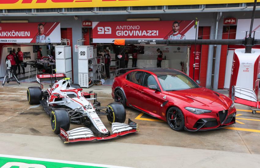 Gran Premio di Imola: esordisce Alfa Romeo Giulia GTAm