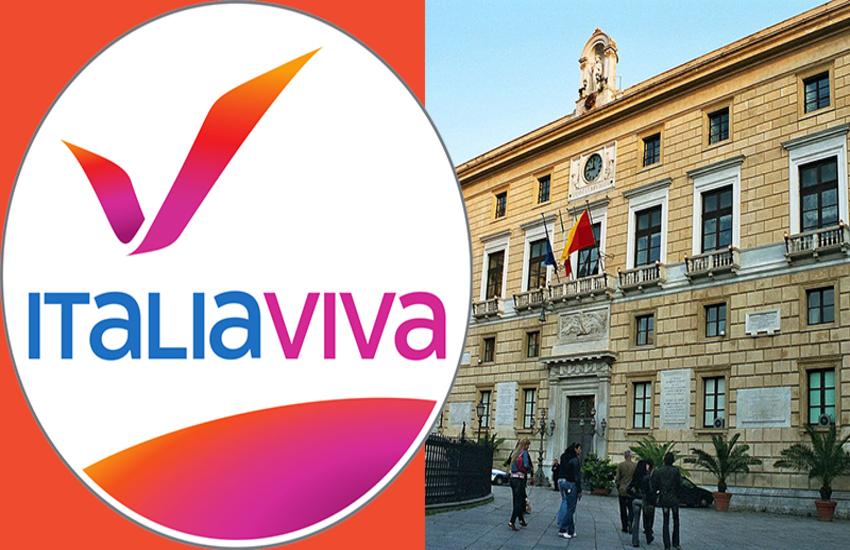 Palermo –  Caos giunta comunale, escono gli assessori di Italia Viva