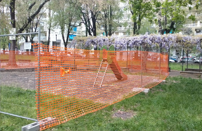 Lucento: 49mila euro per riqualificare il giardino Gamuzza