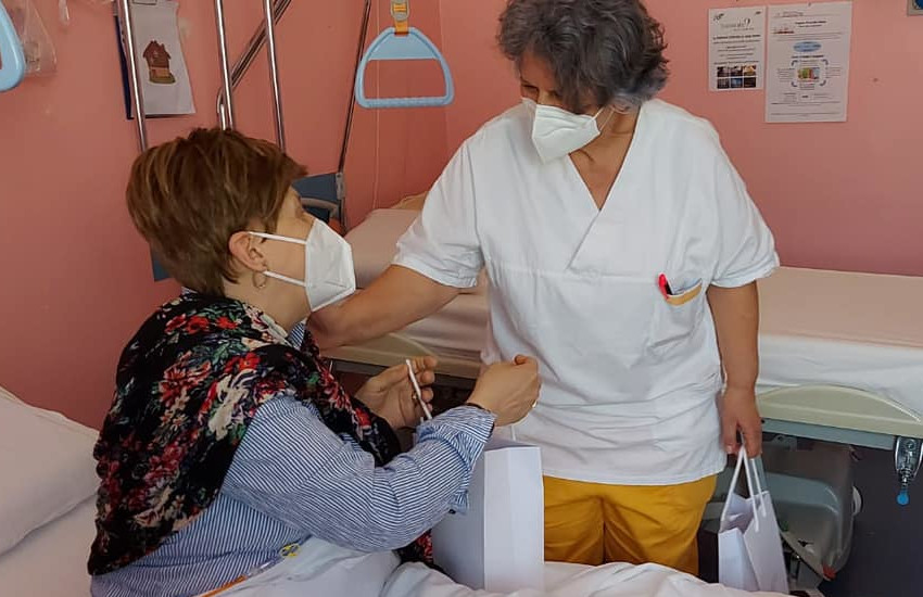 Al Mauriziano una degenza più umana: a Pasqua ecco il wellness box