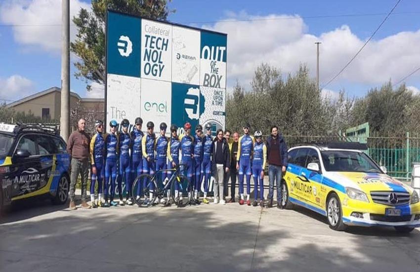 """Comiso, l'Asd Multicar Amarù al Gran Premio Liberazione: """"esperienza straordinaria"""""""