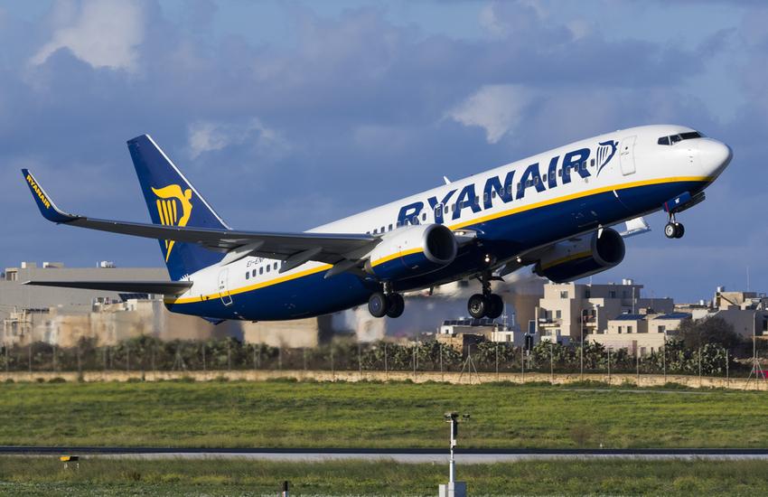 Torino diventa base Ryanair: 32 rotte e oltre 123 voli settimanali