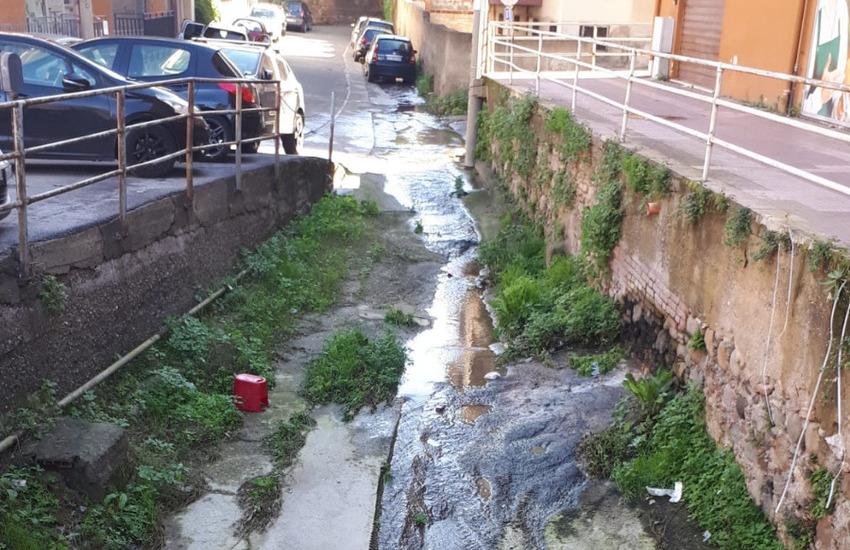 Alluvioni in Sicilia, Musumeci: «Mettiamo in sicurezza il torrente Acquavena di Spadafora»