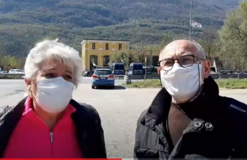 No TAV San Didero, il sindaco: idranti e lacrimogeni in paese (VIDEO)