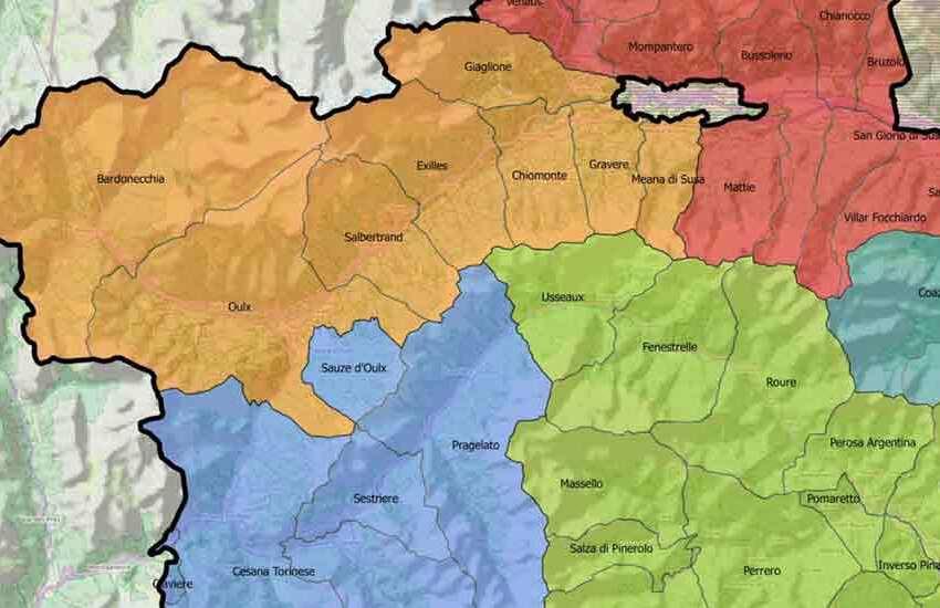 Turismo per Tutti promosso dal GAL Escartons e Valli Valdesi