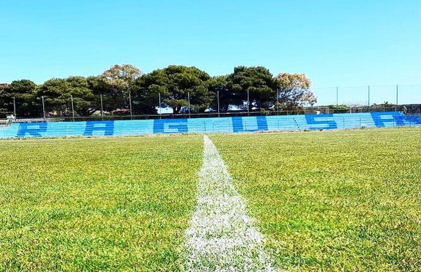 """Ragusa, ritinteggiata la tribuna B. Vitale: """"grazie agli Ultras"""""""