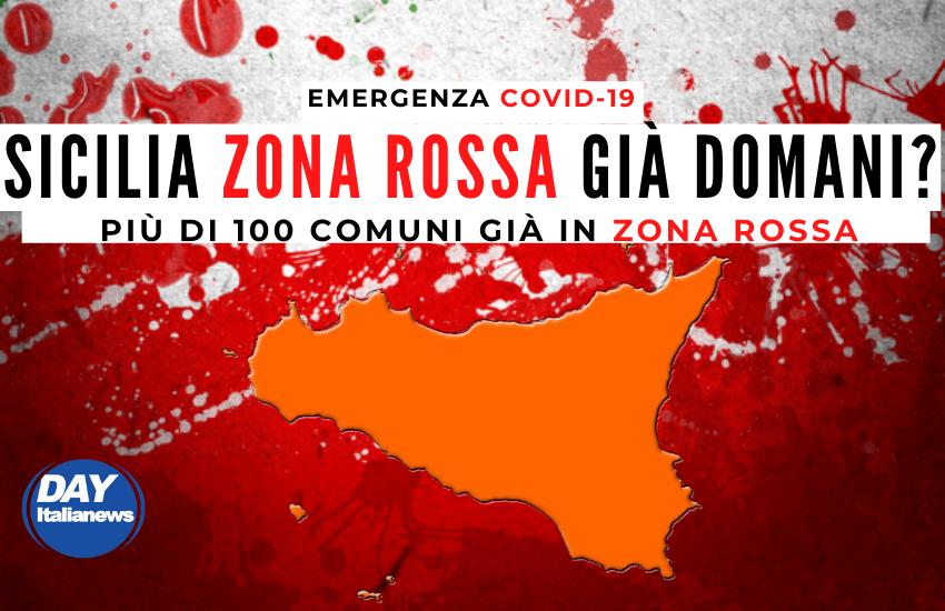 """Covid 15 aprile, ancora troppi contagi, boom di casi a Catania. Sicilia """"Zona Rossa"""" già domani?"""