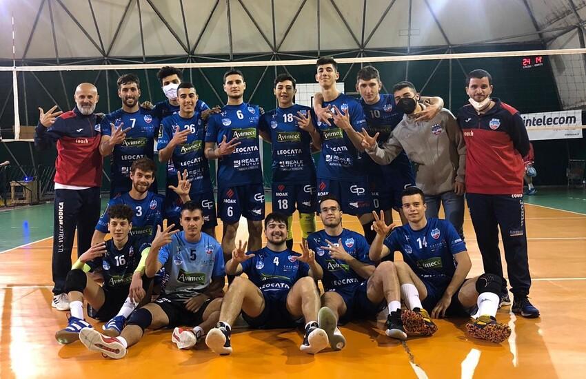 Serie C: la Volley Modica vince ancora. Prossima sfida Tremestieri Etneo