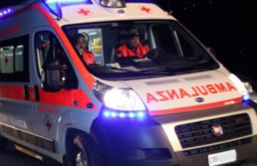 Modica: grave incidente sul ponte Guerrieri. Tra i feriti anche un bambino in codice rosso