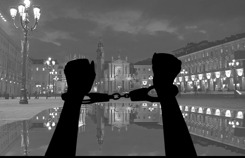 Furto in centro a Torino: i colpevoli sono due ragazzi